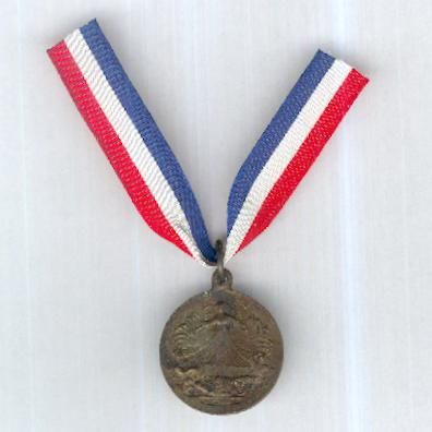 Peace Medal 1919, bronze, by S. Schlank & Co Ltd of Adelaide