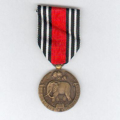 Order of Voltaic Merit, knight (Ordre du Mérite Voltaïque, chevalier), 1959-1993 issue