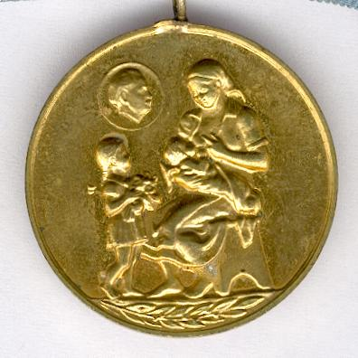 Medal for Motherhood, I class