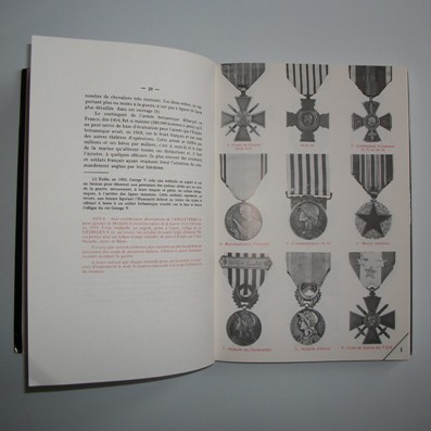 Crosses and Medals of the 1914-1918 War (Croix et Médailles de Guerre 1914-1918) by René Mathis and André Souyris-Rolland