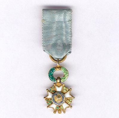 National Order of the Southern Cross, Knight (Ordem Nacional do Cruzeiro do Sul, Cavaleiro), miniature