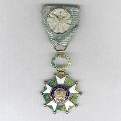 National Order of the Southern Cross, officer (Ordem Nacional do Cruzeiro do Sul, oficial), 3rd model, 1st issue, 1933-1967