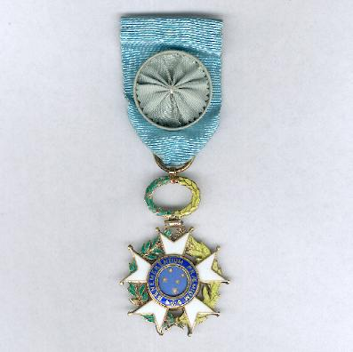 National Order of the Southern Cross, officer (Ordem Nacional do Cruzeiro do Sul, oficial), current issue, 1967 onwards