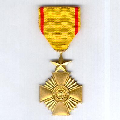 Medal of Military Merit, I class (Médaille du Mérite Militaire, I classe) since 1997 issue