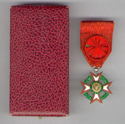 National Order of the Republic of the Ivory Coast, officer (Ordre National de la République de Côte d'Ivoire, officier) in case of issue by Chobillon, Paris