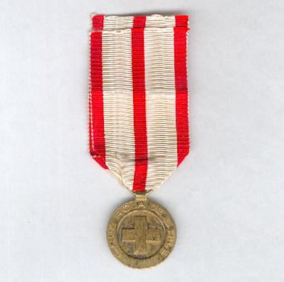 Medal of the Chilean Red Cross (Medalla de la Cruz Roja de Chile)