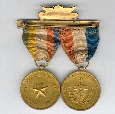A rare pre-Revolution Officer's Pair, probably mid-1930s