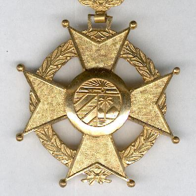 Pre-Revolution Order of Military Merit, III class, for special services