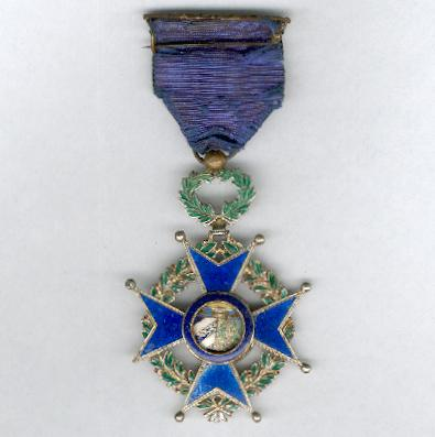 Pre-Revolution Order of Military Merit, I class, for good conduct
