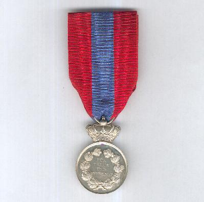 SCHAUMBURG-LIPPE.  Silver Medal of Merit (Silberne Verdienstmedaille), 1905-14 issue