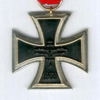 Iron Cross, 1939, 2nd class, 1957 version (Eisernes Kreuz, 1939, 2. Klasse, 1957 Modell)