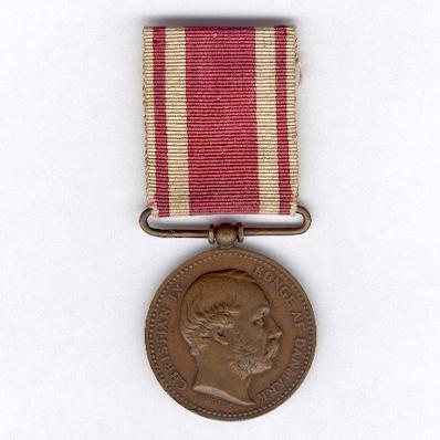 Commemorative Medal for the War of 1864 (Krigsmindemedaille 1864)