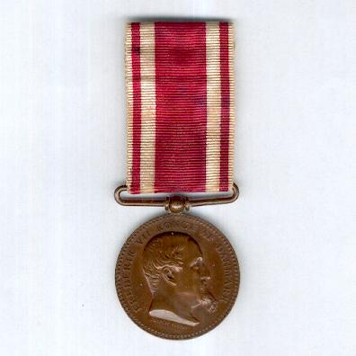 Commemorative Medal for the War of 1848-1850 (Krigsmindemedaille 1848-1850)