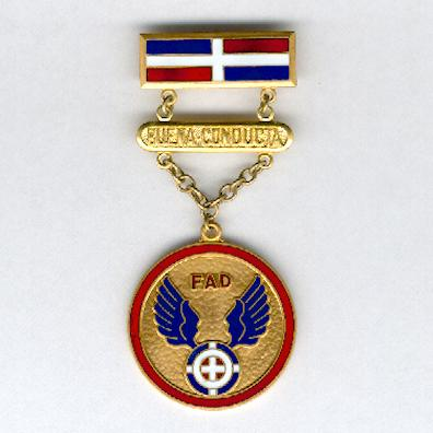 Air Force Good Conduct Medal (Fuerza Aérea Medalla de Buena Conducta) by N.S. Meyer Inc. of New York