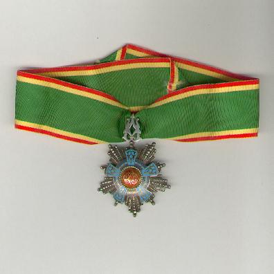 Order of the Republic, knight, 1953-1972 issue, by Bichay of Cairo
