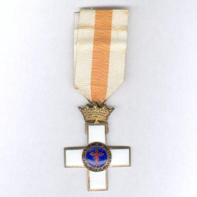 Cross for Military Constancy, Non-Commissioned Officers (Cruz a la Constancia Militar, Suboficiales), 1958-1975 issue