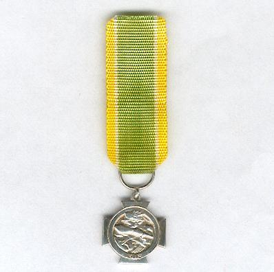 Commemorative Medal for the Battle of Tampere (Tampereen Valloituksen Muistomitali), 1918, miniature