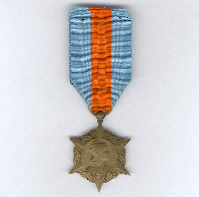 Medal of Honour for Social Insurance (Médaille d'Honneur des Assurances Sociales)