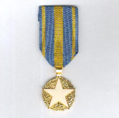 Medal for the Civilian War Wounded (Médaille des Civils Blessés de Guerre)