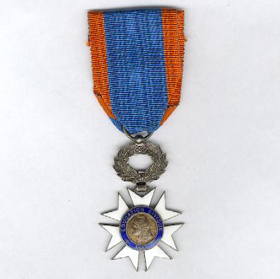 Medal for Civic Education (Médaille de l'Education Civique)