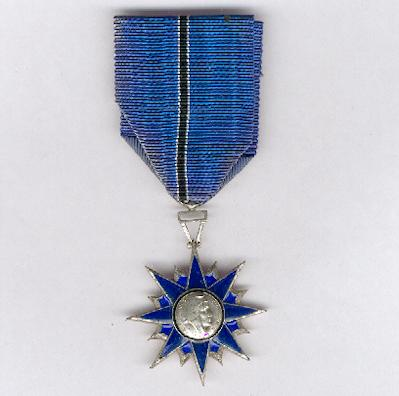 Order of Civil Merit, knight (Ordre du Mérite Civil, chevalier)