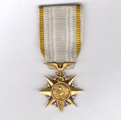 Order of Commercial Merit, knight (Ordre du Mérite Commercial, chevalier)
