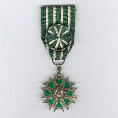 Order of Arts and Letters, officer (Ordre des Arts et des Lettres, officier)