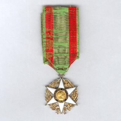 Order of Agricultural Merit, knight (Ordre de Mérite Agricole, chevalier)