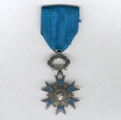 National Order of Merit, knight (Ordre National du Mérite, chevalier)