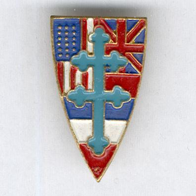 Insignia of the French Resistance