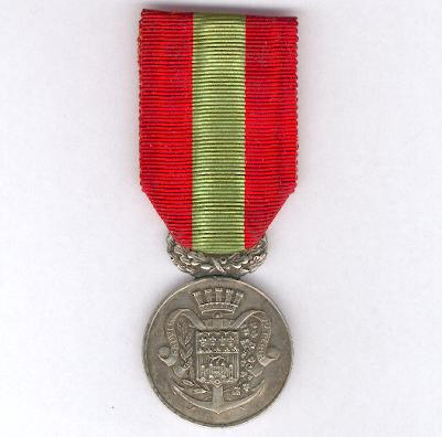 GIRONDE.  Medal of Honour of the Society of the Life Savers of the Gironde (Médaille d'Honneur de la Société des Sauveteurs de la Gironde)