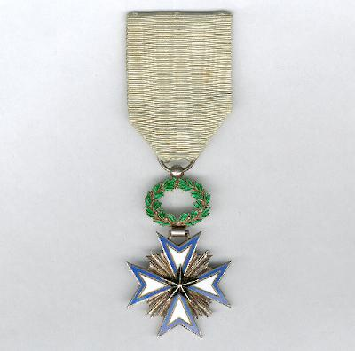 BENIN.  Order of the Black Star, knight (Ordre de l'Etoile Noire, chevalier)