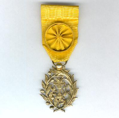 CAMBODIA.  Order of Muniseraphon, officer (Ordre de Muniseraphon, officier)