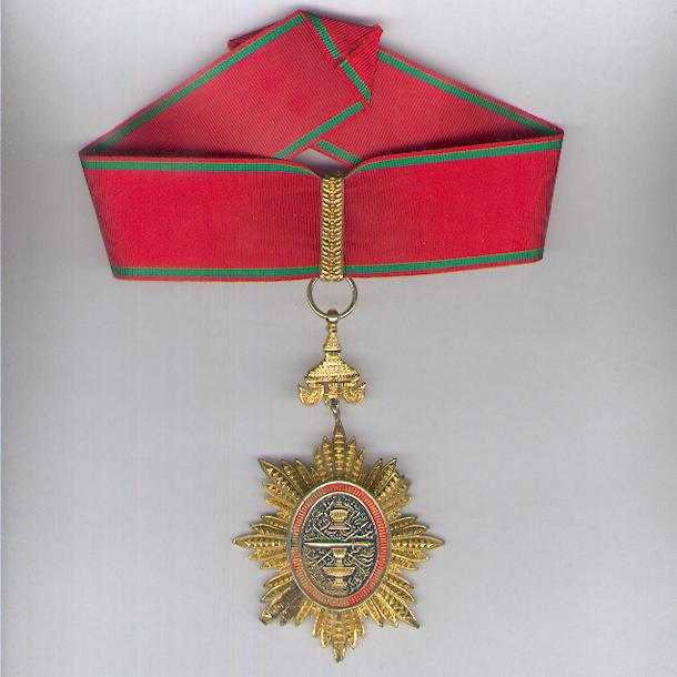 CAMBODIA.  Royal Order of Cambodia, commander (Ordre Royal du Cambodge, commandeur), current issue