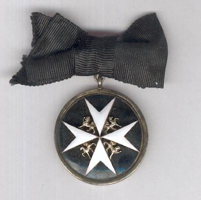 Most Venerable Order of the Hospital of St. John of Jerusalem (Order of St. John), Serving Sister, breast badge, pre-1949 issue