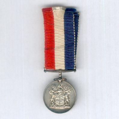 South Africa Medal for War Services, 1939-1946, miniature