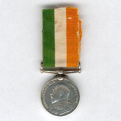 King�s South Africa Medal 1901-1902, miniature