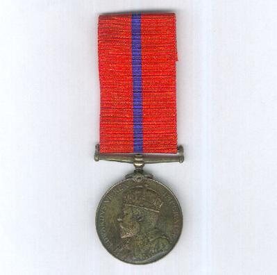 Coronation (Police) Medal, 1902, Metropolitan Police version, bronze, attributed to H. de L. Anderson Esq.