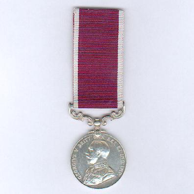 Army Long Service and Good Conduct Medal, George V 1911-1920 issue, attributed to T-7113 Driver G.A. Lansley, Royal Army Service Corps