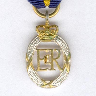 army emergency reserve decoration elizabeth ii 1952 1967