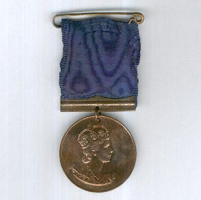 Coronation Medal 1953, unofficial