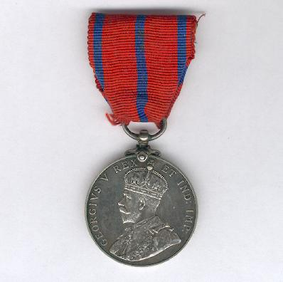 Coronation (Police) Medal, 1911, silver, rare St. John Ambulance Brigade version, attributed to Private J. Hay