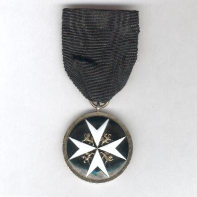 Most Venerable Order of the Hospital of St. John of Jerusalem (Order of St. John), Serving Brother (Sister), breast badge, pre-1949 issue