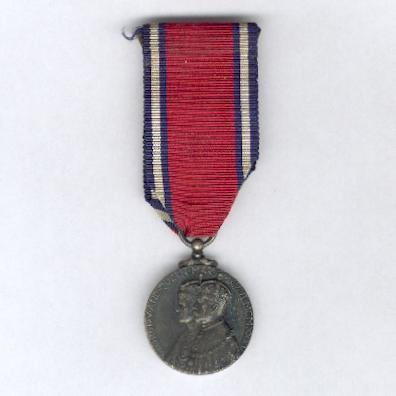 Jubilee Medal 1935, silver, unnamed as issued