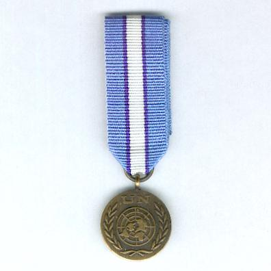 United Nations Medal, UNFICYP (United Nations Peacekeeping Force in Cyprus), miniature