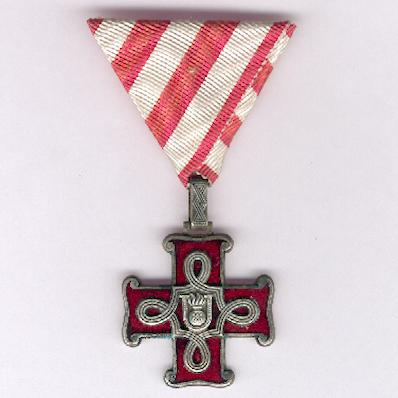 Order of Merit, 3rd class, for Christians