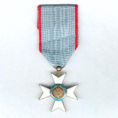 National Order of Honour and Merit, knight (Ordre National de l'Honneur et du Mérite, chevalier)