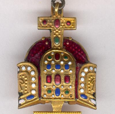 Sovereign Military Hospitaller Order of Saint George of Carinthia, commander