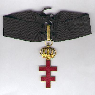 Sovereign Military Order of the Temple of Jerusalem (Ordo Supremus Militaris Templi Hierosolymitani), commander