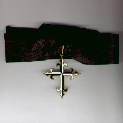 Order of the Militia of Christ, commander